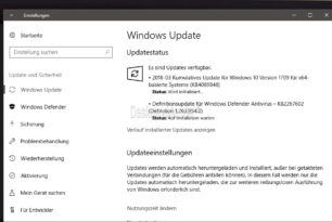 KB4089848 Windows 10 16299.334 (Manueller Download)