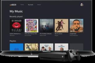Deezer nun mit eigener App für die Xbox One