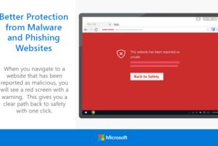 Microsoft – Chrome-Erweiterung gegen Phishing-Attacken