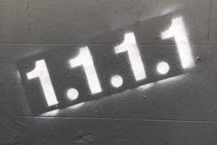 1.1.1.1 DNS Service von Cloudflare ist gestartet