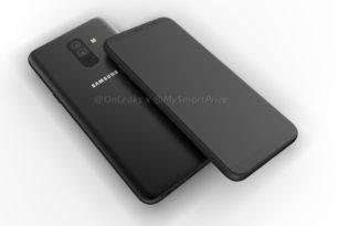 Samsung Galaxy A6/ A6 Plus: Render-Bilder & Render-Videos der kommenden Mittelklasse-Smartphones