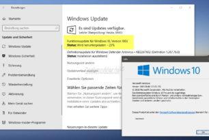 Windows 10 17133 bekommt Funktionsupdate auf die 17134 ( doch RTM?)