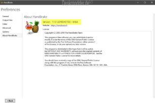 """HandBrake 1.1.0 als """"Major Update"""" steht bereit"""