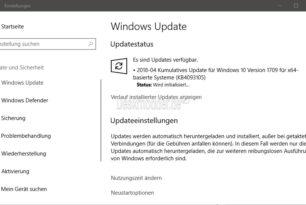 KB4093105 Windows 10 16299.402 (Manueller Download)