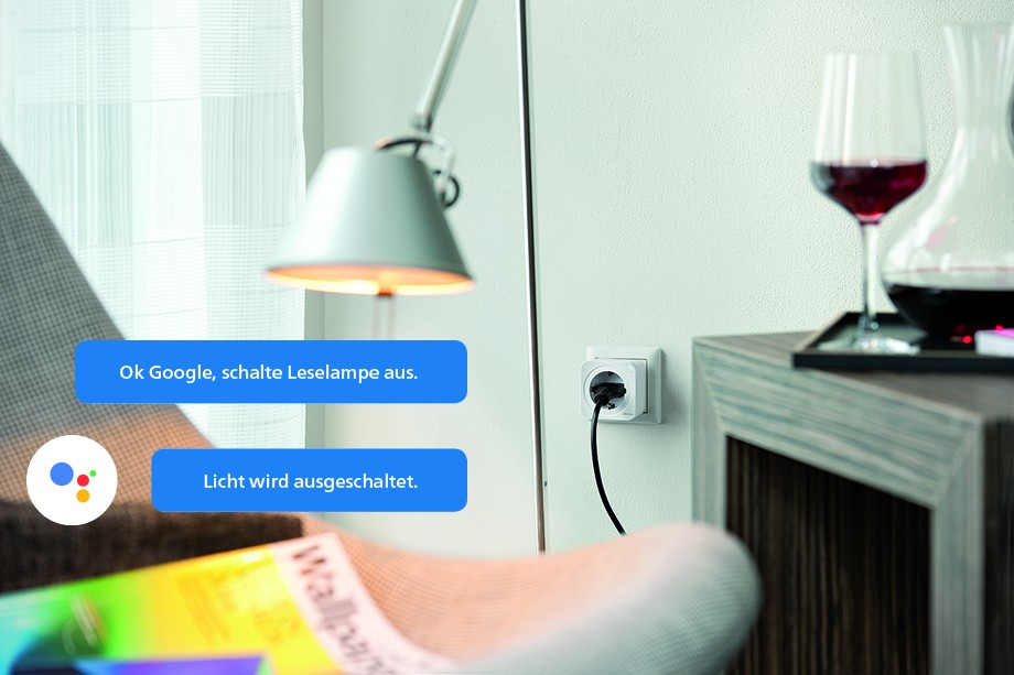 devolo home control versteht sich nun mit google home. Black Bedroom Furniture Sets. Home Design Ideas