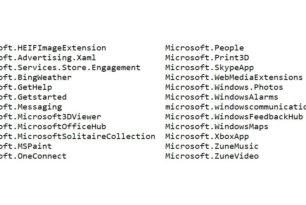 Windows 10 CloudE (Lean) – Was dieser Version fehlt gegenüber den normalen Versionen