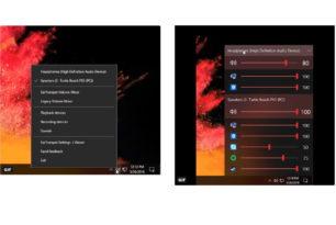 EarTrumpet 2.1.2.0 Lautstärkeregelung als App behebt einige Fehler