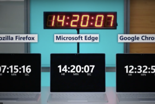 Überraschung: Edge laut Microsoft erneut am energieeffizientesten (April 2018 Update)