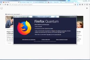 Mozilla veröffentlicht Firefox 60.0.1