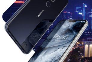 Nokia 6.1 Plus (aka Nokia X6) vorgestellt