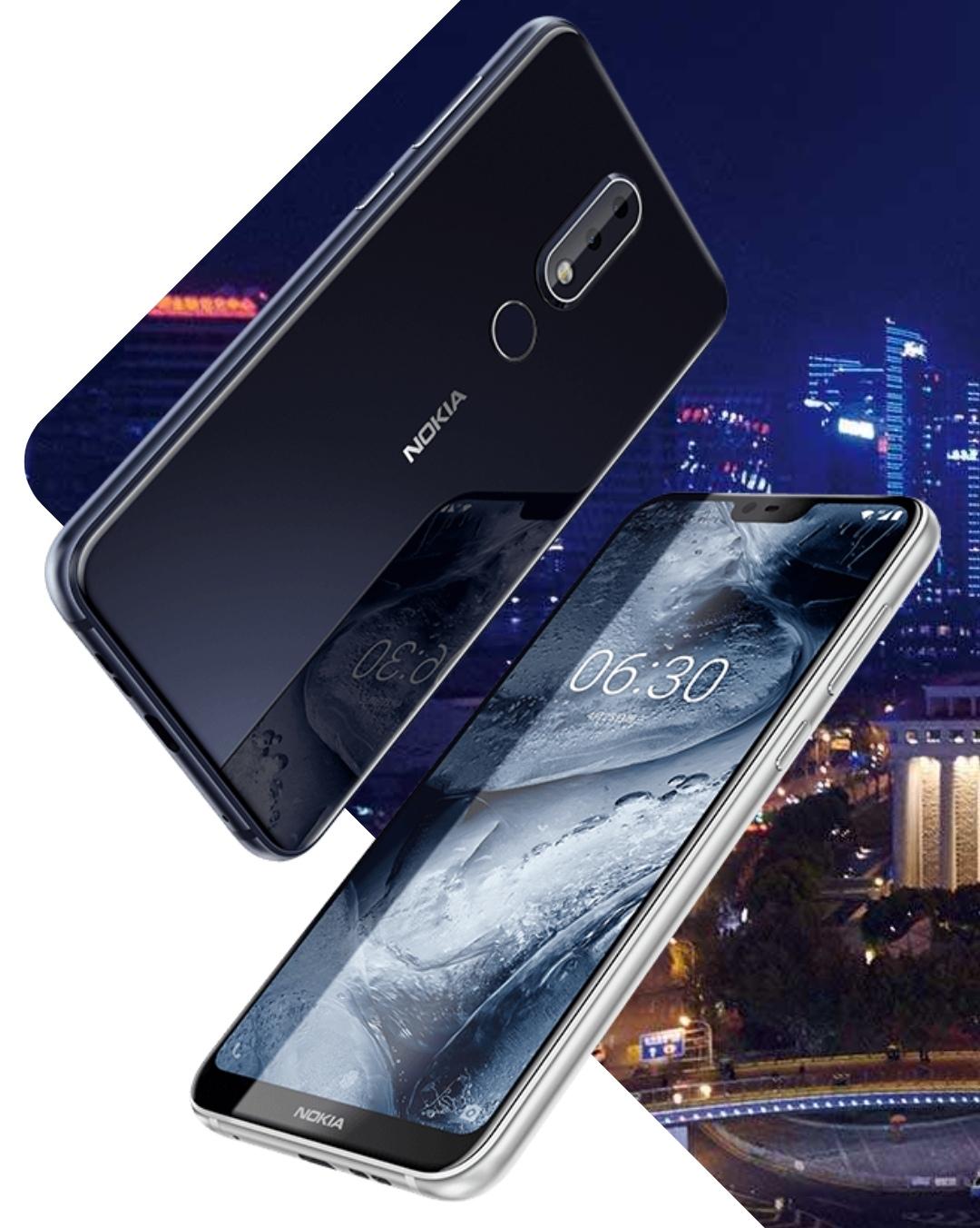 Nokia X(6): Technische Daten des Notch-Smartphones sickern durch