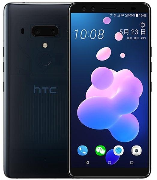 HTC U12+: So schaut es aus
