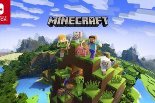 Minecraft – Cross-Plattform-Play für Nintendo Switch kommt