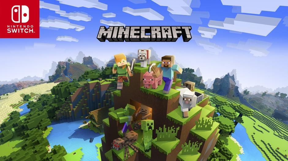 Minecraft CrossPlattformPlay Für Nintendo Switch Kommt - Minecraft spiele ps4
