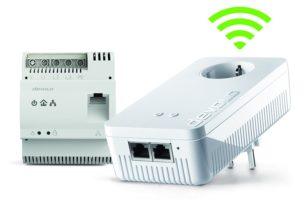 Devolo dLAN 1200+ DINrail WiFi ac Starter Kit vorgestellt