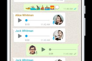 WhatsApp schaltet Gruppenanrufe frei (Android Beta)