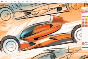 SketchBook von AutoDesk nun kostenlos für Windows 10, Mac und iOS