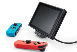 Nintendo bringt einen Charging-Dock für die Switch raus