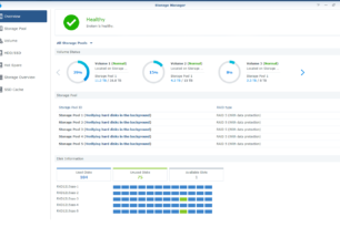 Synology DiskStation Manager 6.2 in finale Version verfügbar