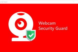 Webcam Security Guard derzeit kostenlos im Microsoft Store