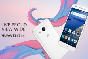 Huawei Y3 (2018) offiziell vorgestellt