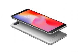 Xiaomi Redmi 6 & Redmi 6a offiziell vorgestellt