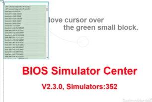 Lenovo BIOS Simulator Center – Bios Einstellungen bequem im Browser anschauen
