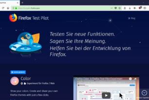 Zwei neue Test-Pilot-Experimente für Firefox