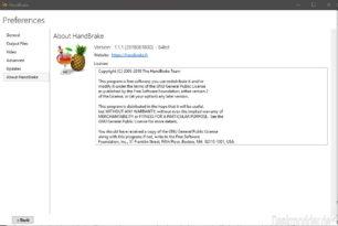 HandBrake 1.1.1 mit Bugfixes steht zum Download bereit