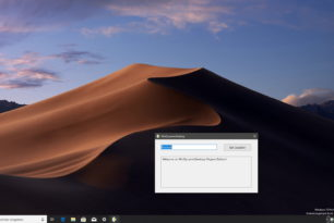 WinDynamicDesktop Mojave Dynamic Desktop für Windows 10 portiert