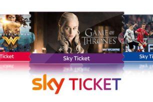 Sky Ticket: Android und iOS App erhalten Downloadfunktion