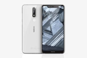 Nokia 5.1 Plus zeigt sich auf ersten Bildern