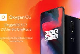 OnePlus 6 OxygenOS 5.1.7 OTA behebt Schwachstelle im Bootloader
