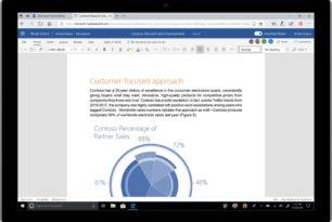 Microsoft Office: Vereinfachte Ribbons kommen (vorerst nur Web)