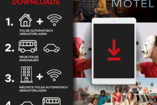 Netflix: Smart Downloads nun verfügbar [jetzt auch in der iOS App]