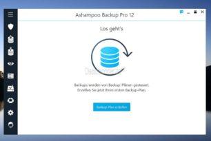 Ashampoo Backup Pro 12 im Kurztest – Vieles wurde verbessert