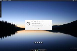 Cairo Desktop (CairoShell) Desktop Umgebung und Shell Ersatz für Windows 10