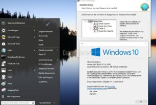 Classic Start – Classic Shell Ersatz für Windows 10, 8.1, 8, 7