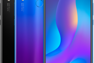 Huawei P Smart+ auf dem Weg