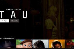 Netflix mit neuem Design seiner TV App