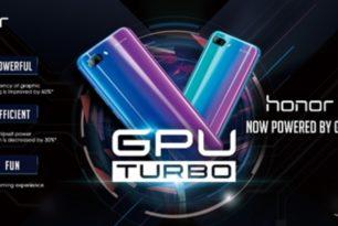 Honor 10: GPU-Turbo Update für den 3.August angekündigt