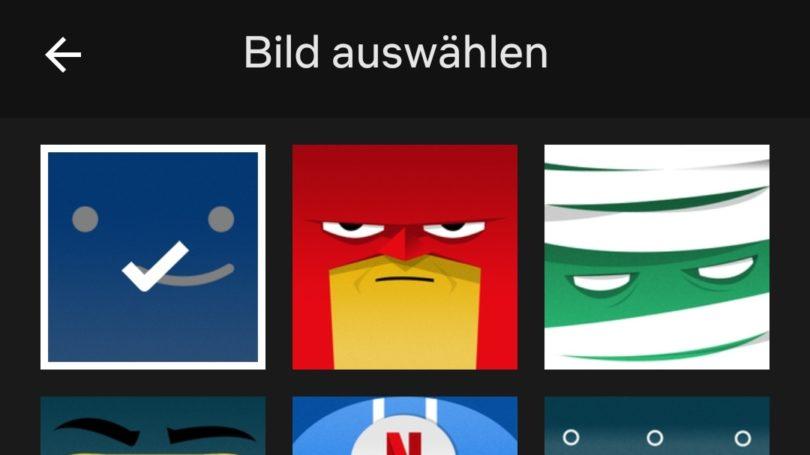 Netflix Profilbild
