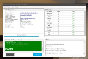 Intel Processor Diagnostic Tool 4.1.0.27 schließt vier Sicherheitslücken