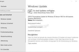 KB4345421 Windows 10 17134.167 (Manueller Download) | 16.Juli (17134.166 laut Support-Seite)