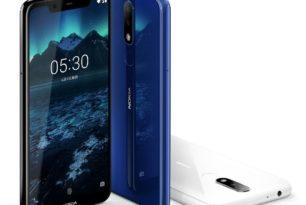 Nokia 5.1 bekommt Android Pie Nokia 5.1 Plus mit März Sicherheitsupdate