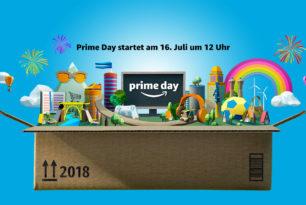 Amazon Prime Day und Schnäppchen mit Gutscheincode zusätzlich für euch