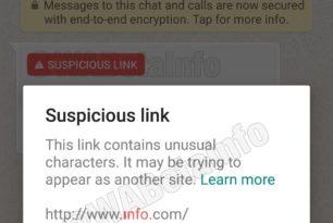 WhatsApp sagt Spam-Links den Kampf an [Update: Jetzt in der Android Beta aktiv]