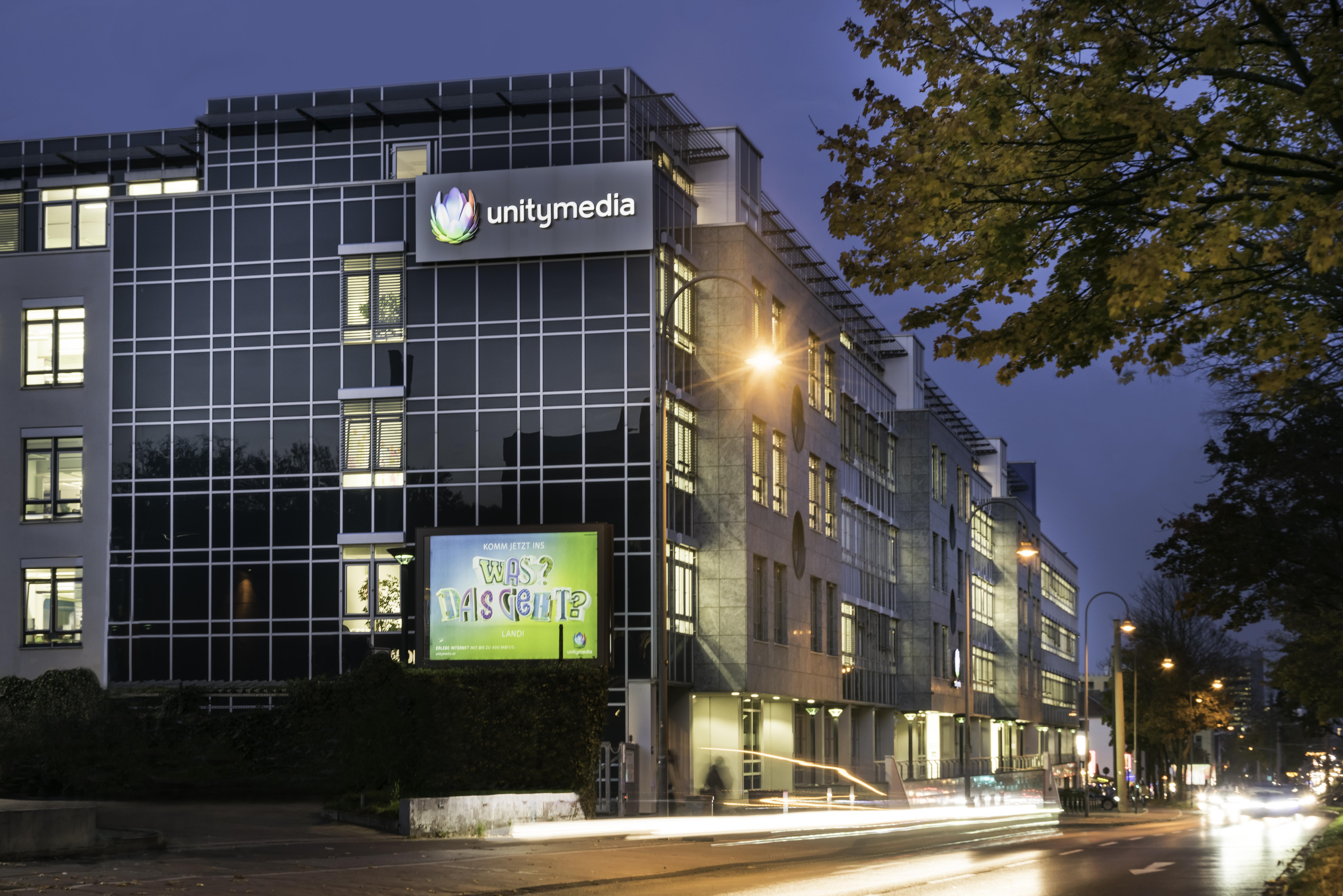 unitymedia registrieren