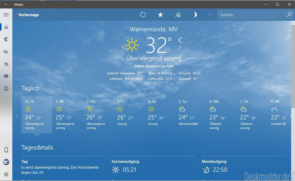 Mobile.Wetter.Com