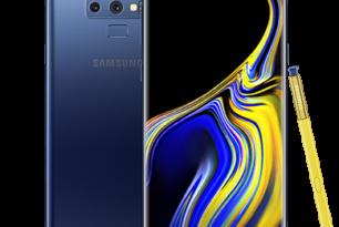 Samsung Galaxy Note 9: Upgrade nach Android 9 Pie kommt in Deutschland an